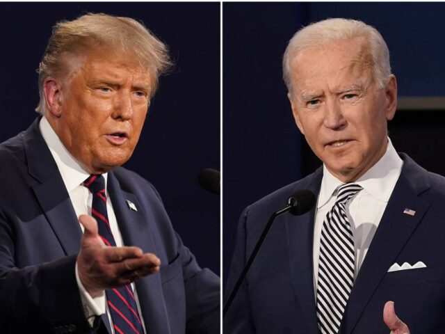 usa, trump vs biden